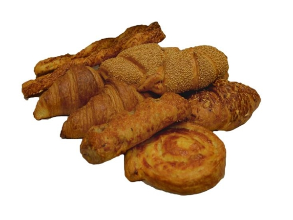 Croissants en Snacks